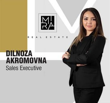 Dilnoza Akromovna