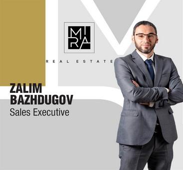 Zalim Bazhdugov