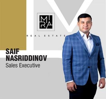 Saif Nasriddinov