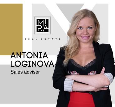 Antonia Loginova