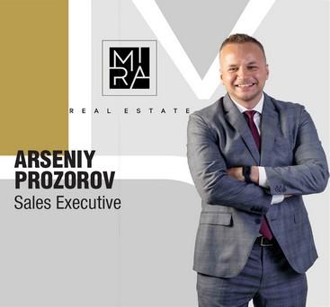 Arseniy Prozorov