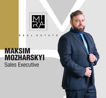 Maksim Mozharskyi