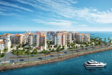 Port de La Mer в районе Jumeirah 1